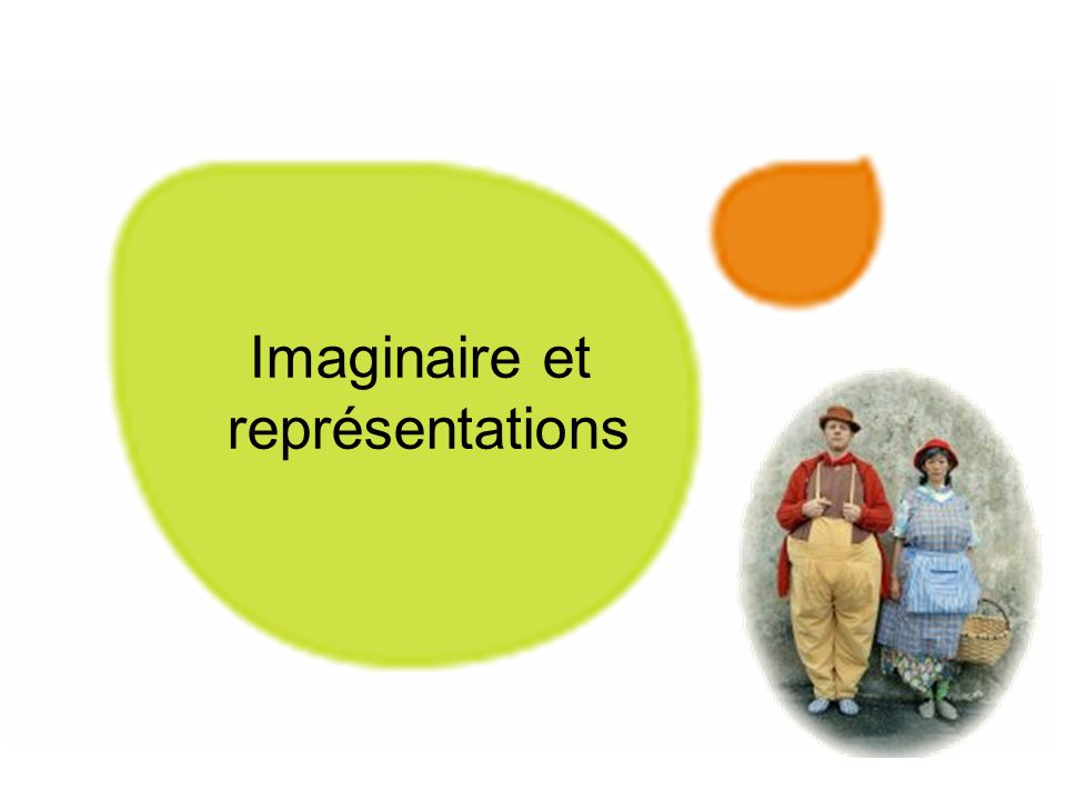 Imaginaire et représentations