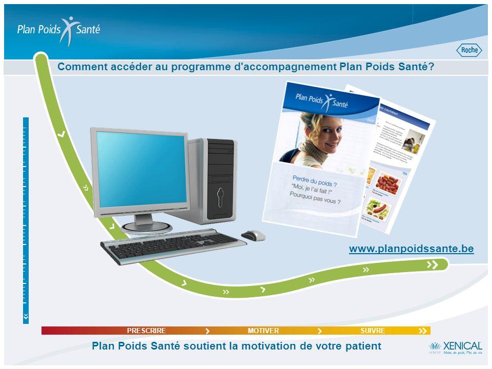 Comment accéder au programme d accompagnement Plan Poids Santé