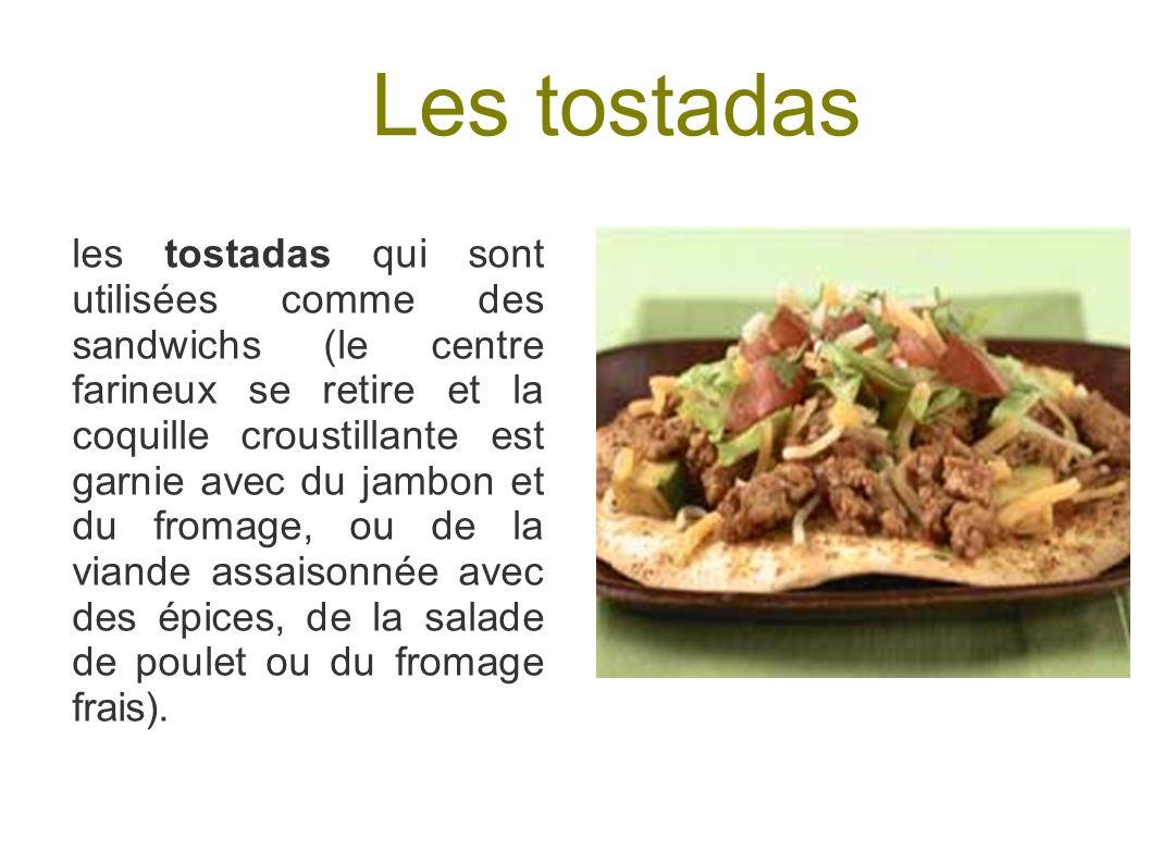Les tostadas