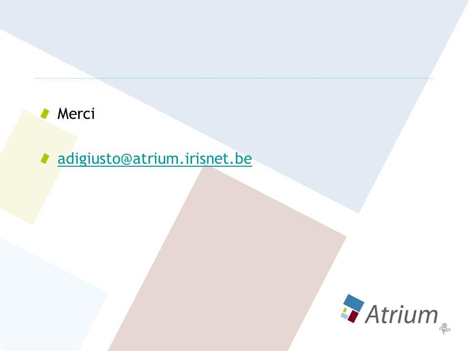 Merci adigiusto@atrium.irisnet.be