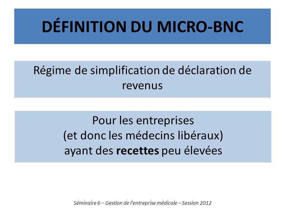Définition du micro-bnc