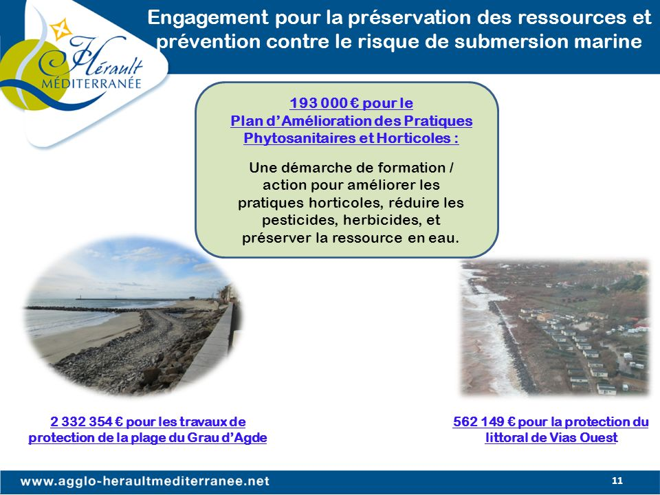 Plan d'Amélioration des Pratiques Phytosanitaires et Horticoles :