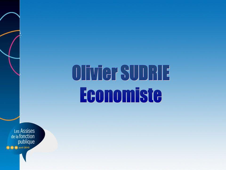 Olivier SUDRIE Economiste