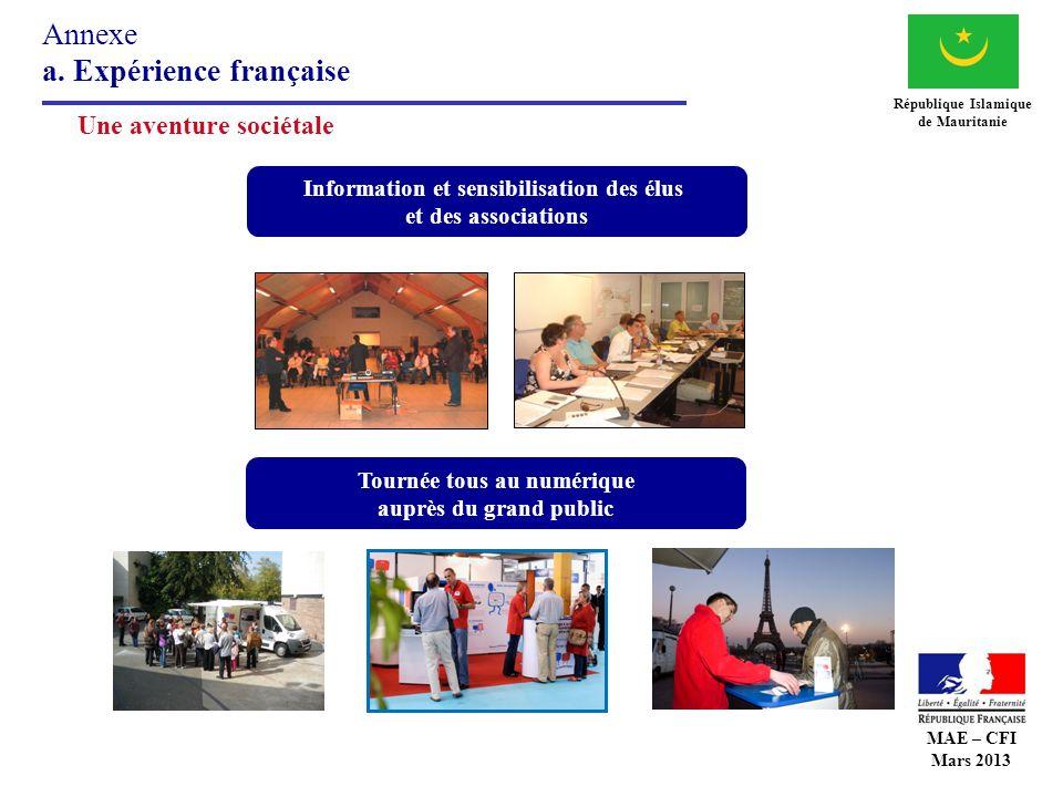 a. Expérience française