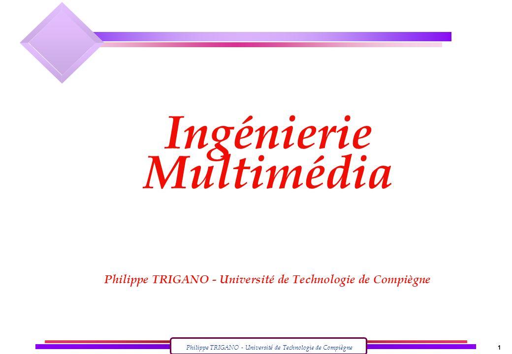 Ingénierie Multimédia
