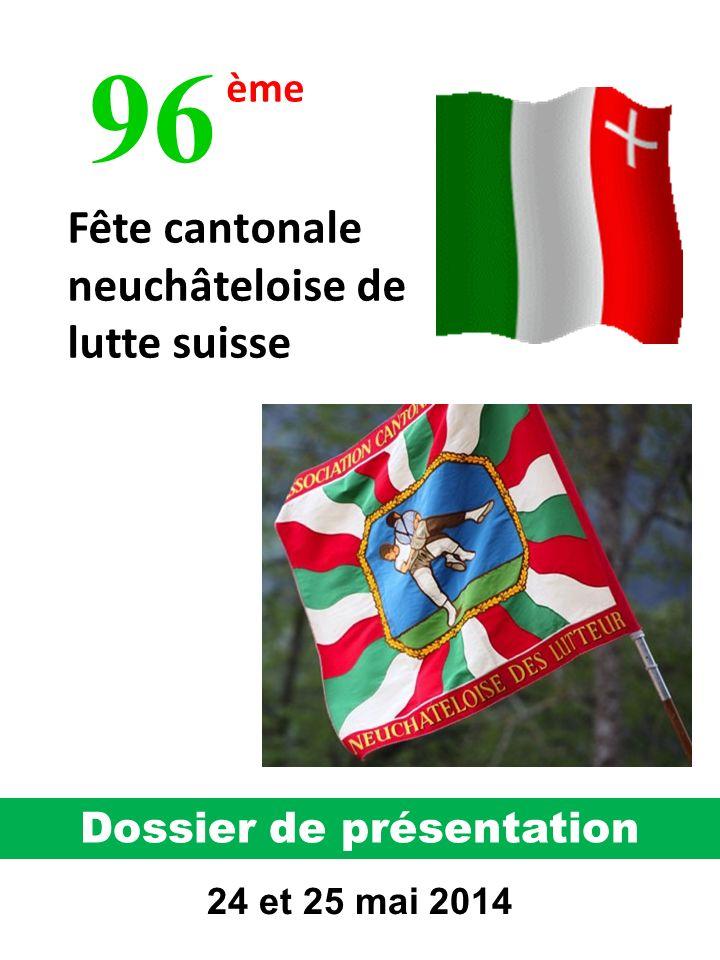 Fête cantonale neuchâteloise de lutte suisse