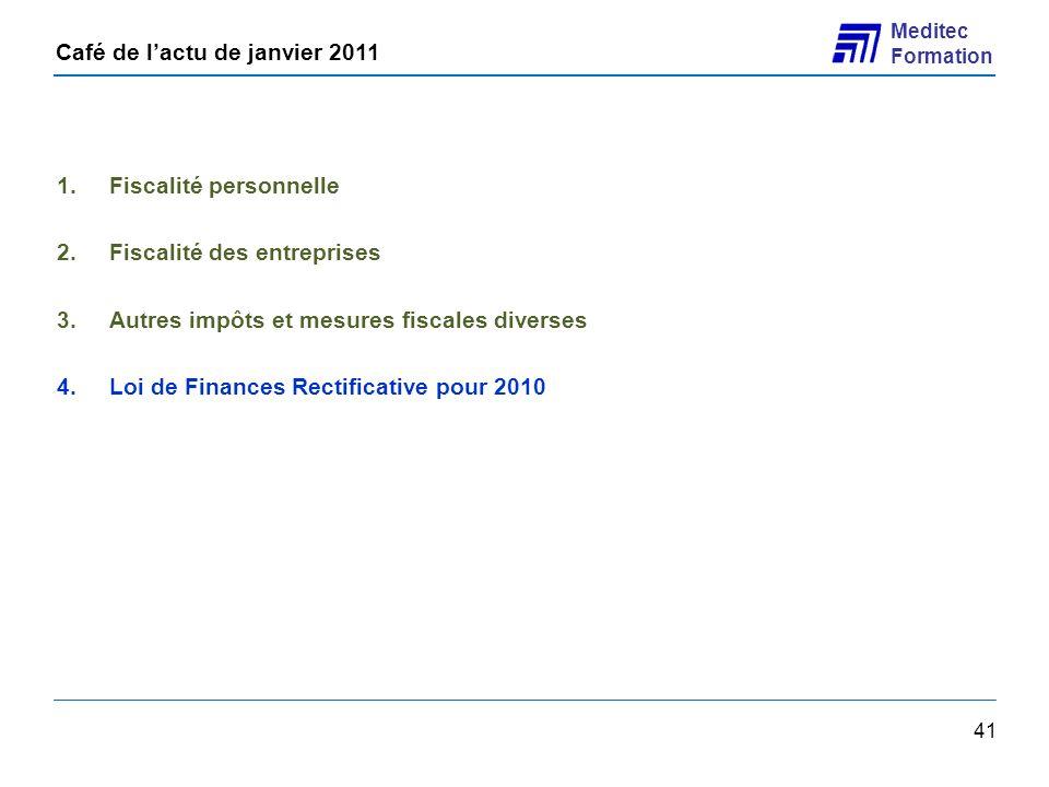 Fiscalité personnelle