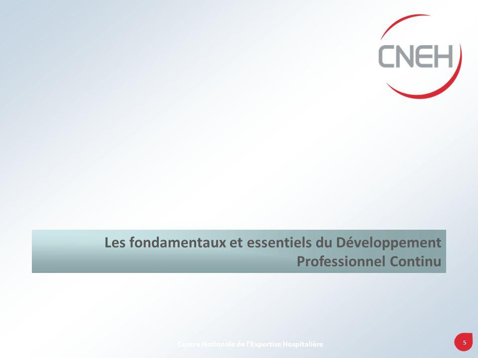 Les fondamentaux et essentiels du Développement Professionnel Continu