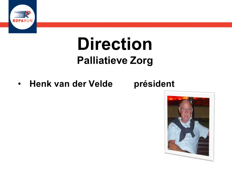 Direction Palliatieve Zorg