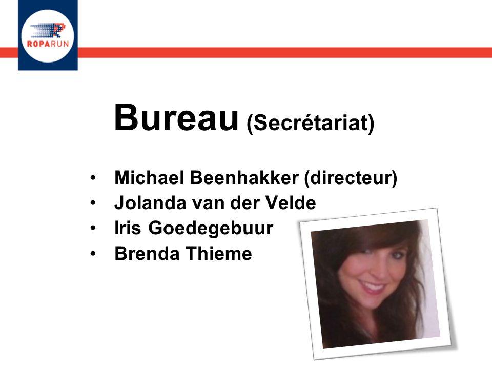 Bureau (Secrétariat) Michael Beenhakker (directeur)