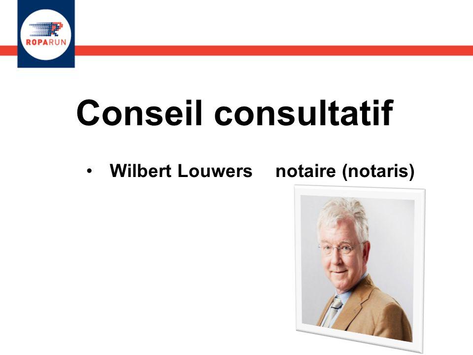 Wilbert Louwers notaire (notaris)