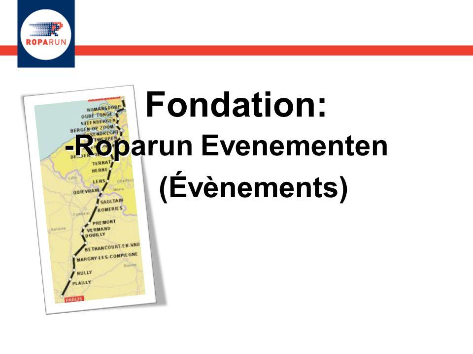 -Roparun Evenementen (Évènements)