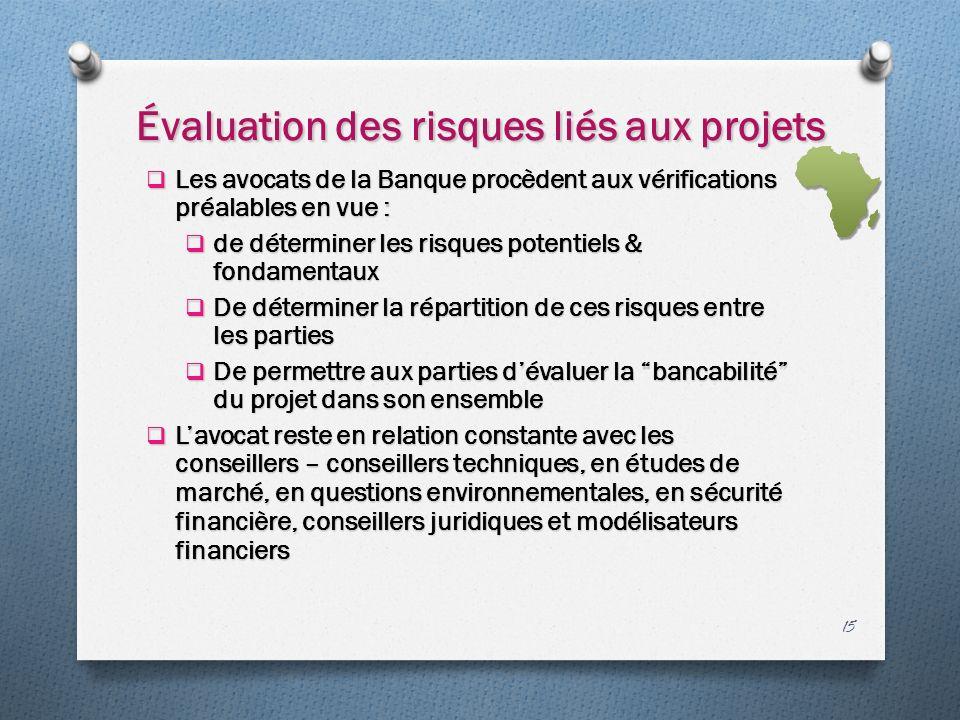 Évaluation des risques liés aux projets