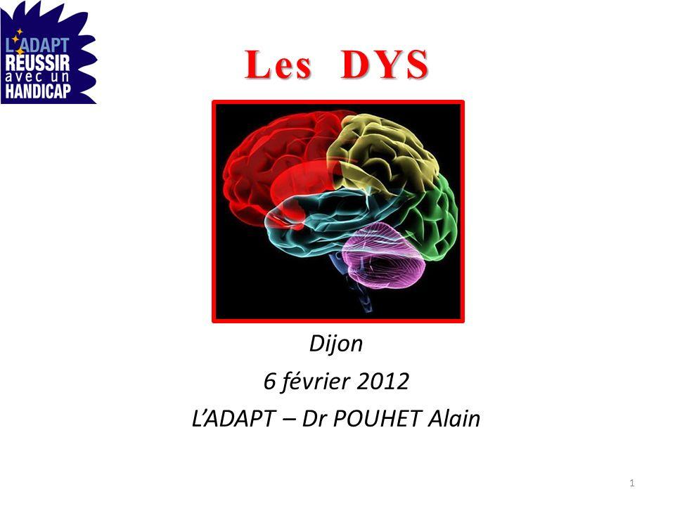 L'ADAPT – Dr POUHET Alain