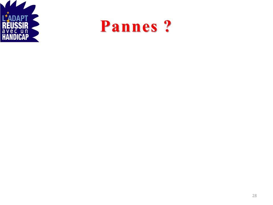 Pannes