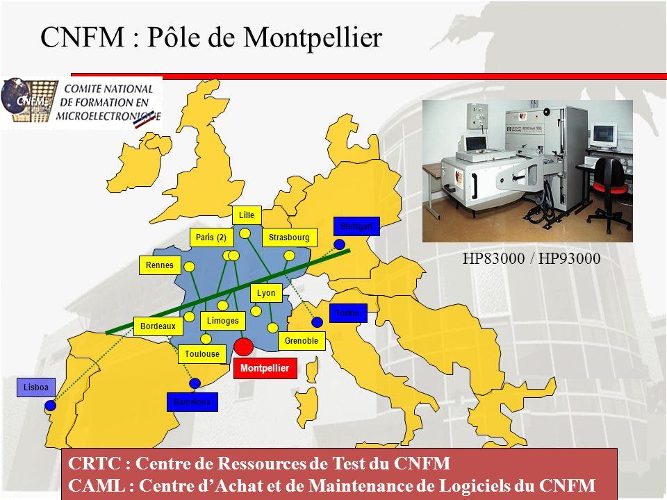 CNFM : Pôle de Montpellier