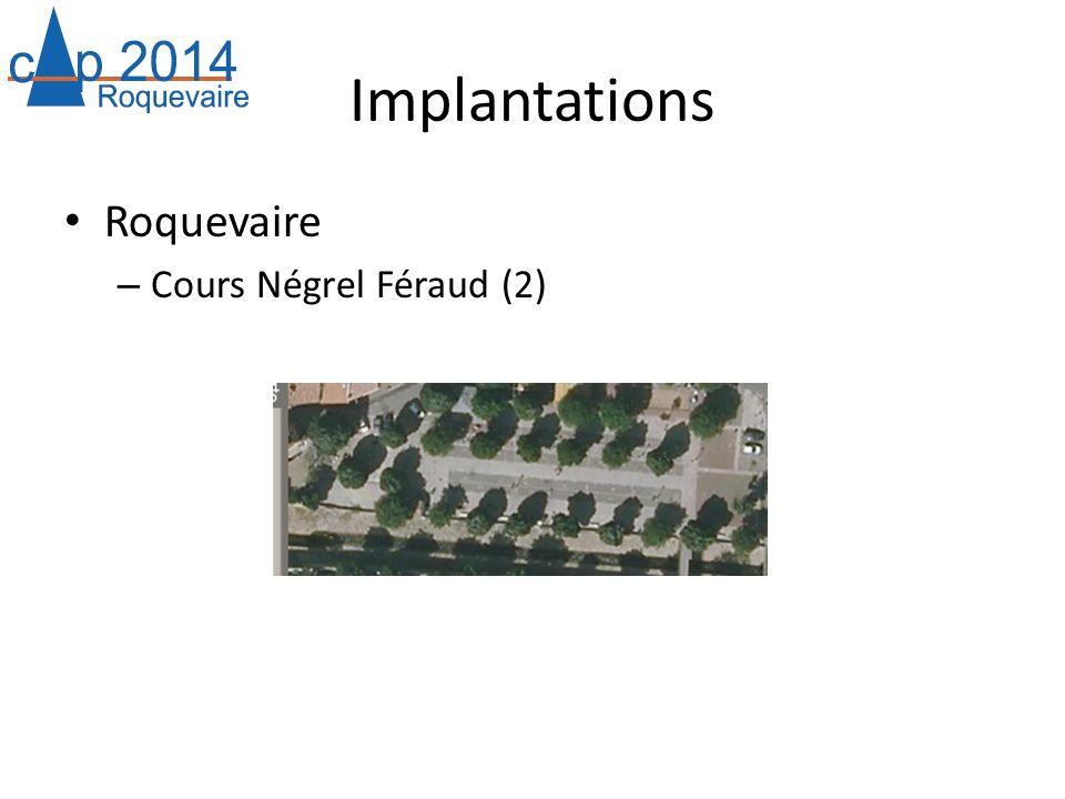 Implantations Roquevaire Cours Négrel Féraud (2)