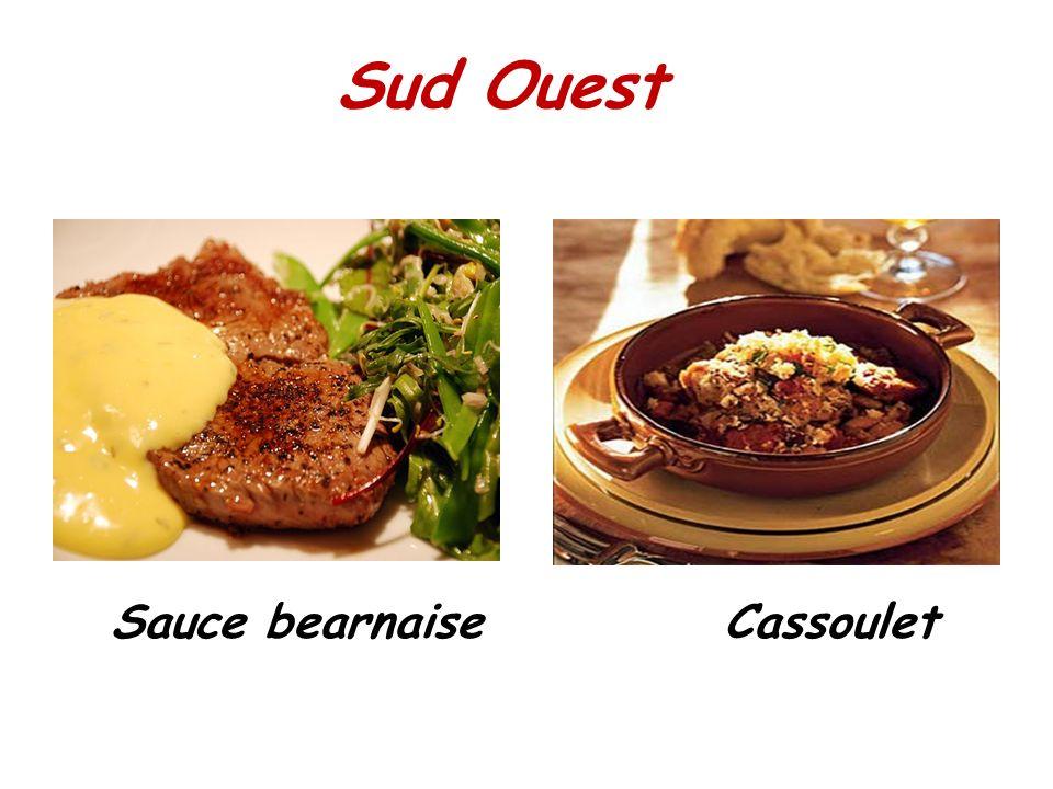Sauce bearnaise Cassoulet