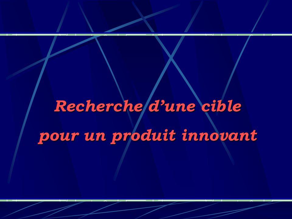 pour un produit innovant