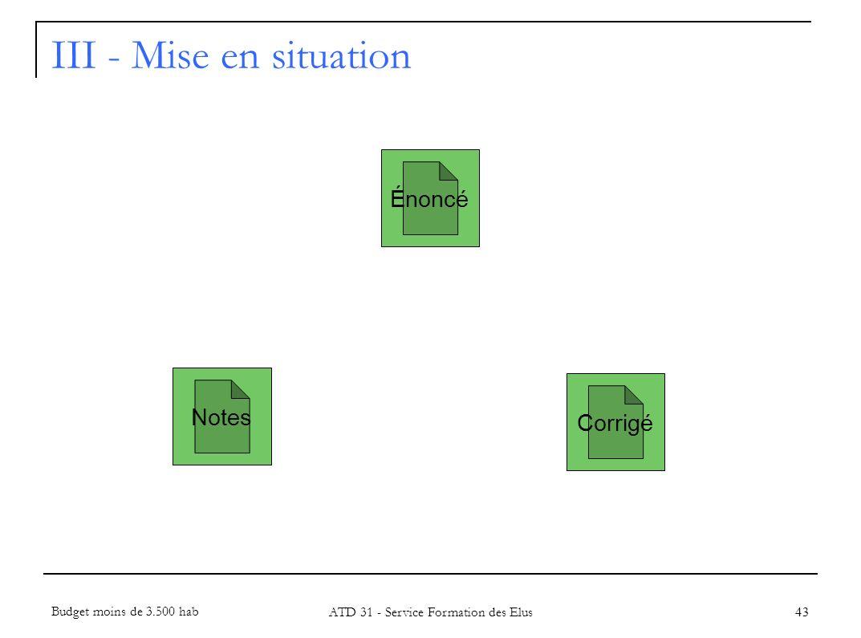 ATD 31 - Service Formation des Elus