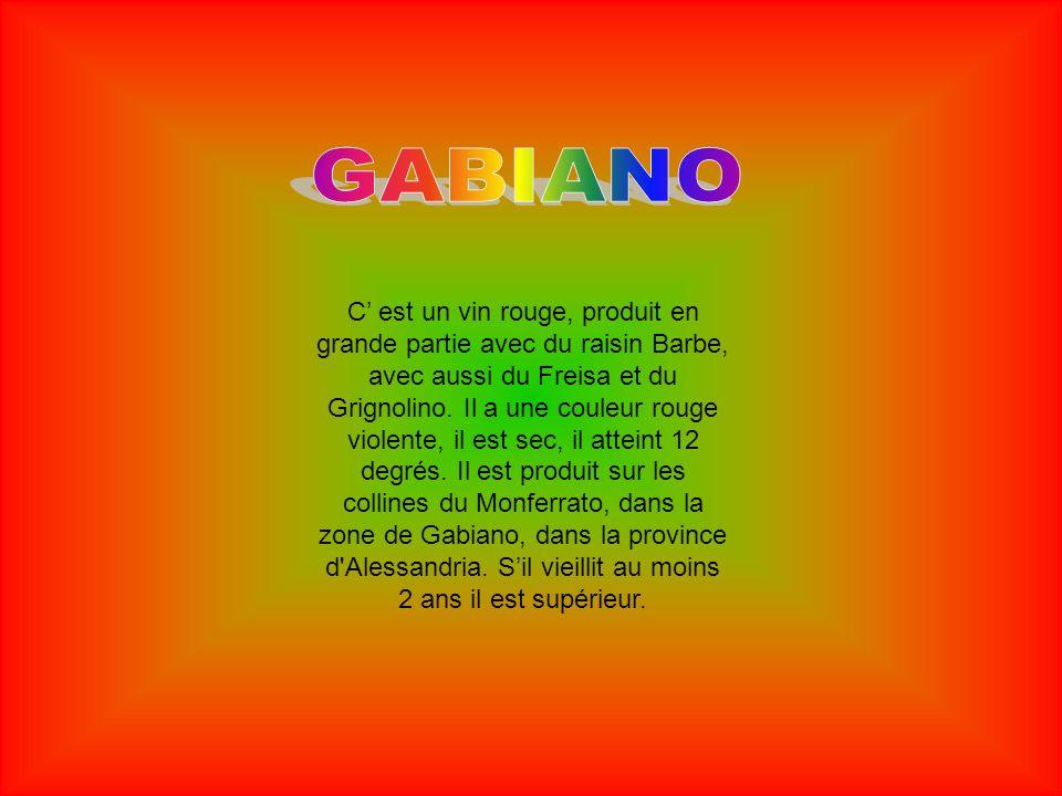GABIANO
