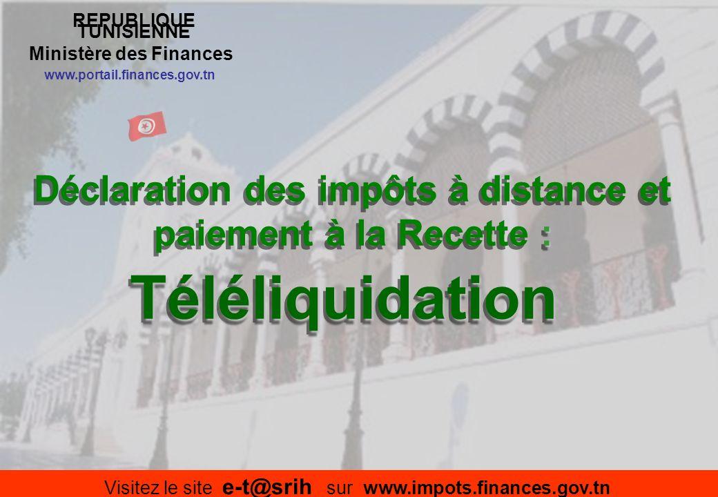 REPUBLIQUE TUNISIENNE