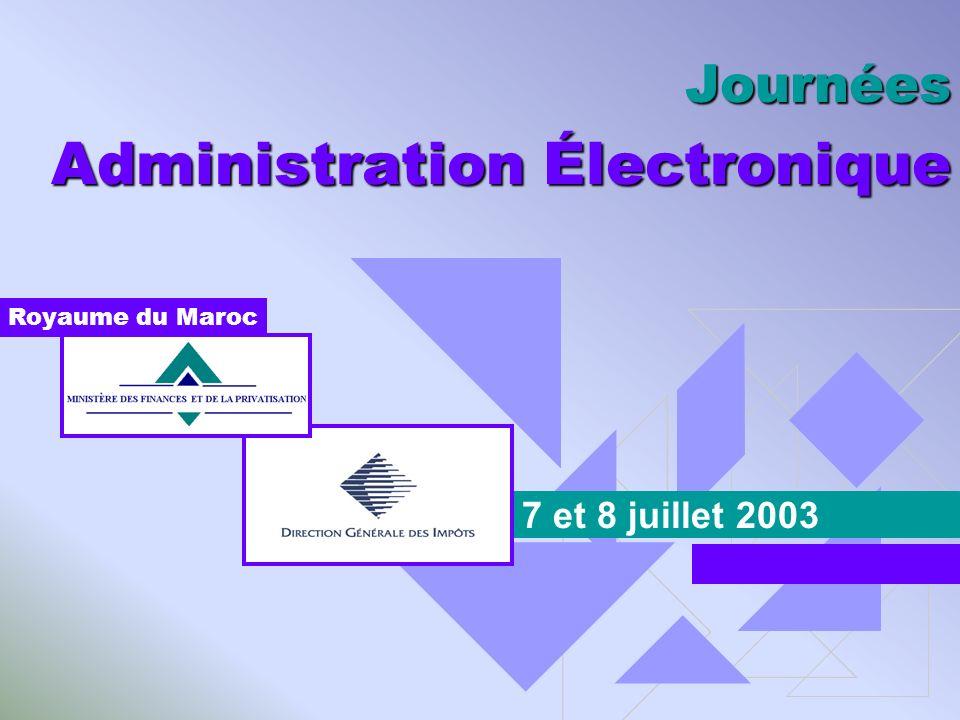 Journées Administration Électronique