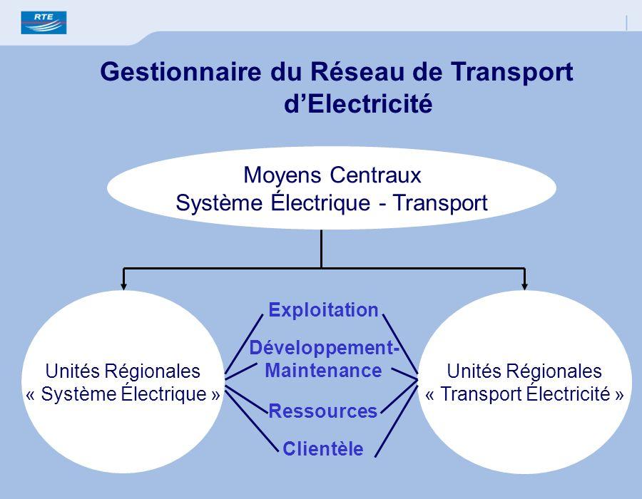 Gestionnaire du Réseau de Transport d'Electricité