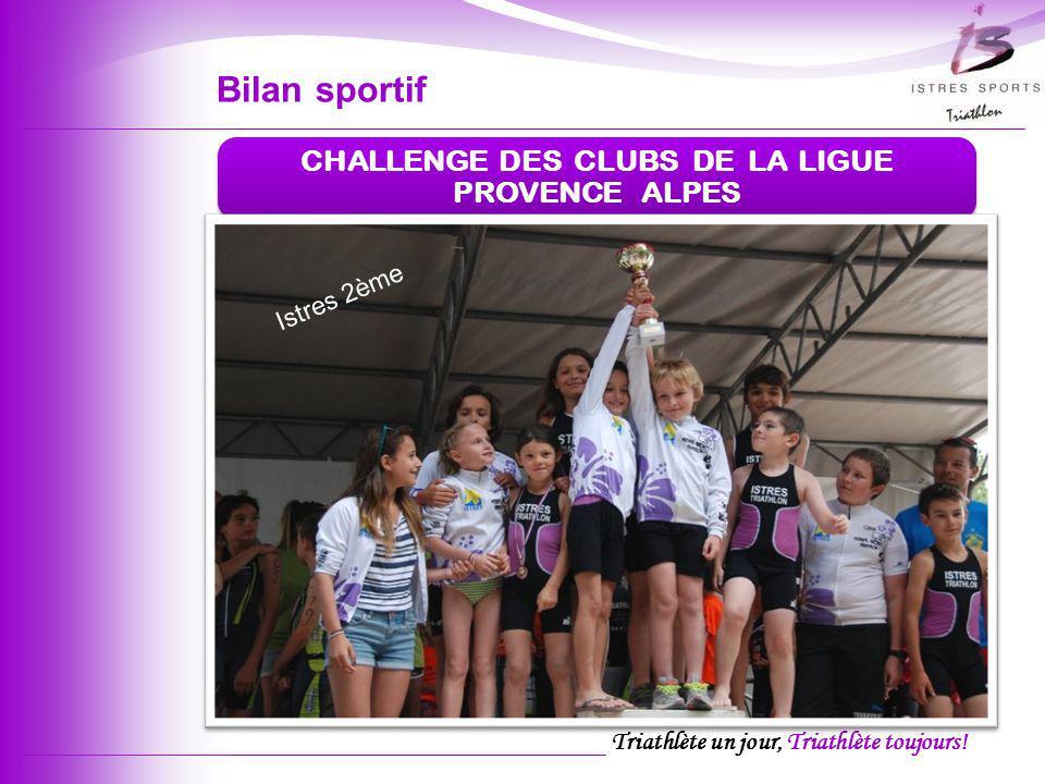 CHALLENGE DES CLUBS DE LA LIGUE PROVENCE ALPES