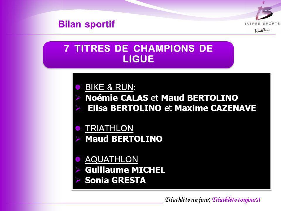 7 TITRES DE CHAMPIONS DE LIGUE