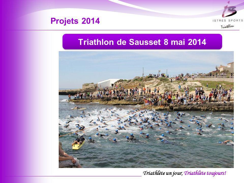 Triathlon de Sausset 8 mai 2014