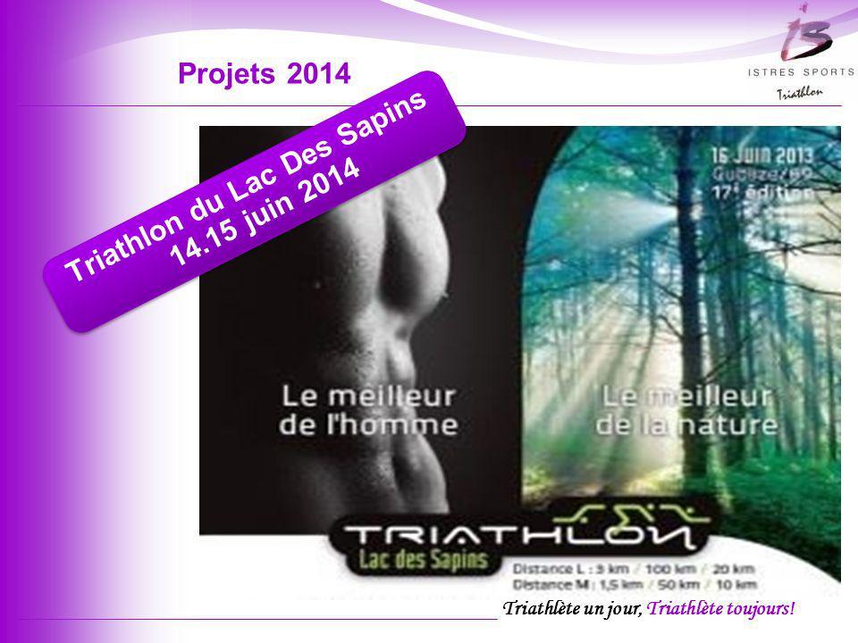 Triathlon du Lac Des Sapins 14.15 juin 2014