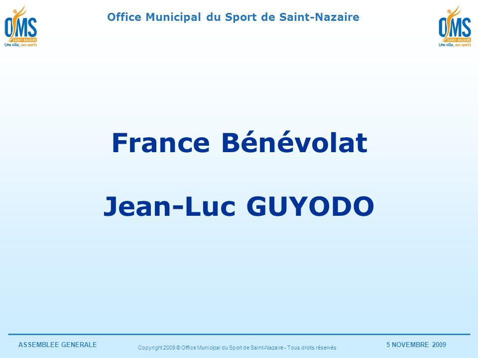 France Bénévolat Jean-Luc GUYODO