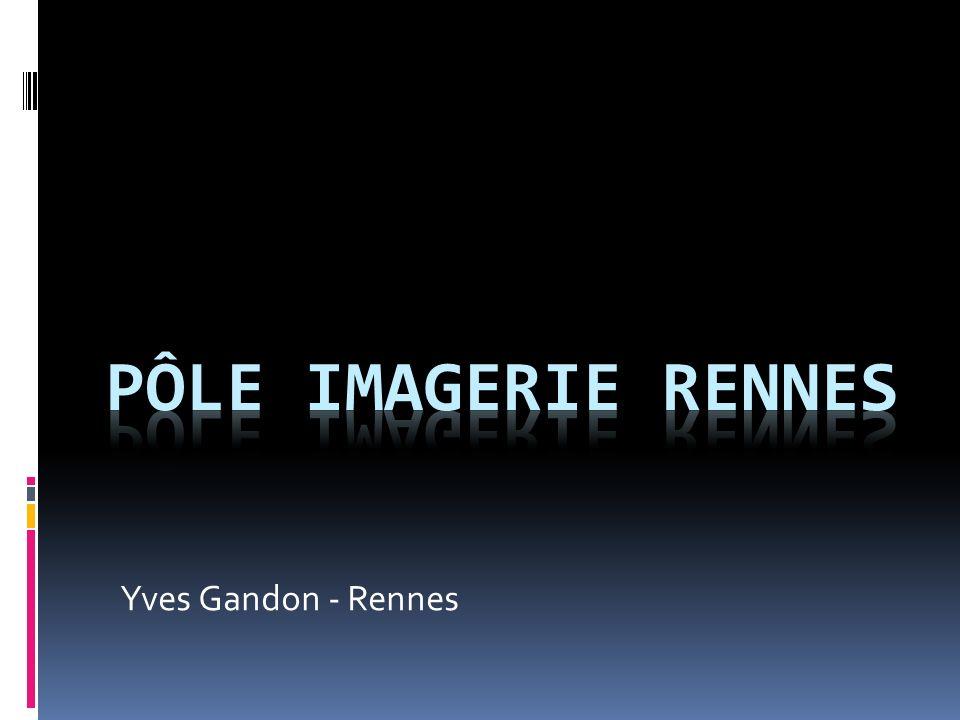 Pôle imagerie rennes Yves Gandon - Rennes