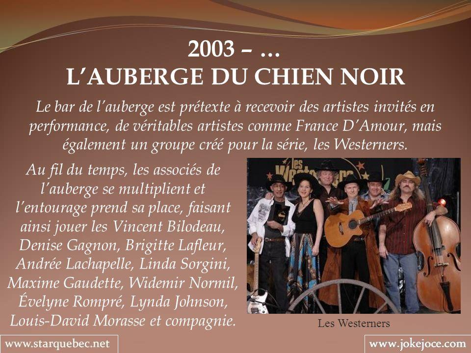 L'AUBERGE DU CHIEN NOIR