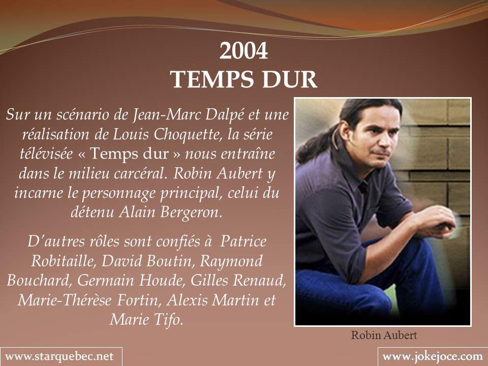 2004 TEMPS DUR.