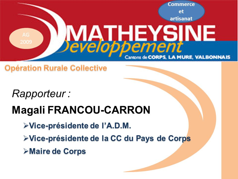 Magali FRANCOU-CARRON