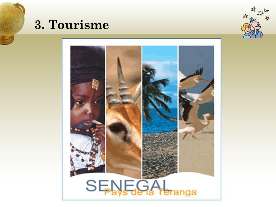 3. Tourisme