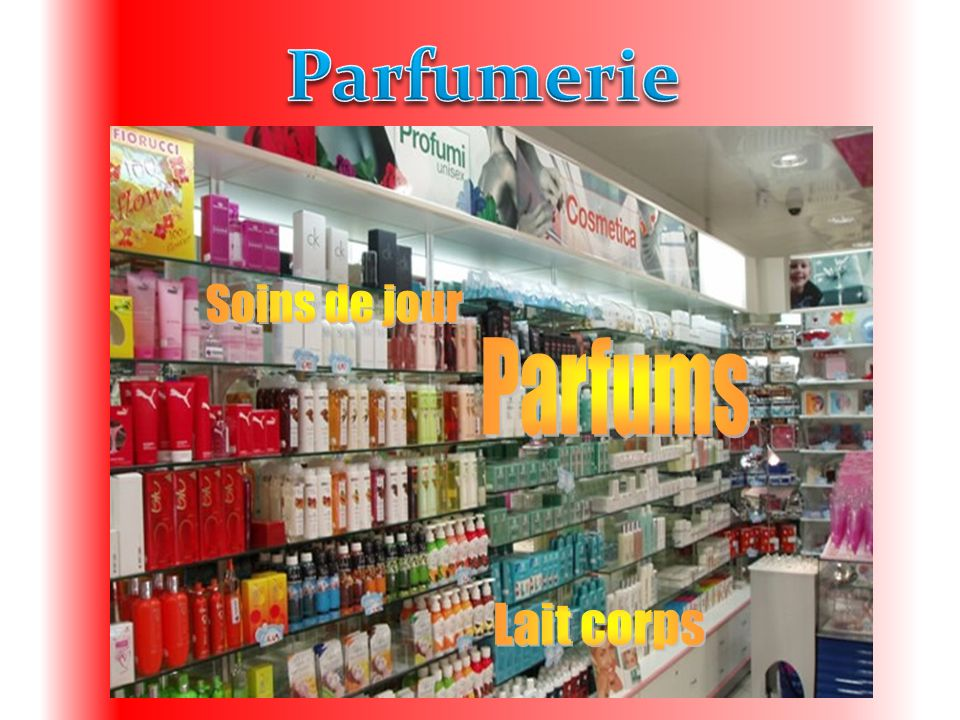 Parfumerie Soins de jour Parfums Lait corps