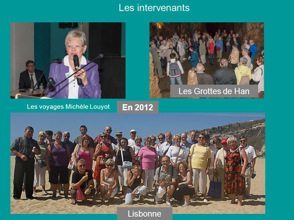 Les voyages Michèle Louyot