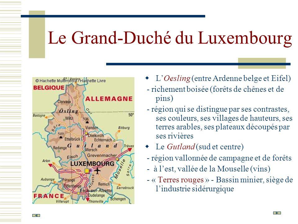 Le Grand-Duché du Luxembourg
