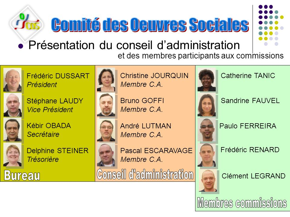 Conseil d administration