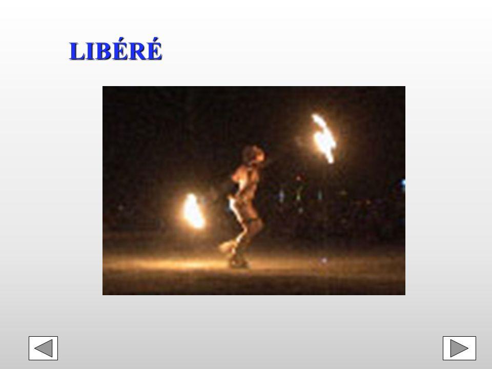 LIBÉRÉ