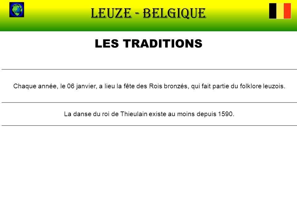 La danse du roi de Thieulain existe au moins depuis 1590.