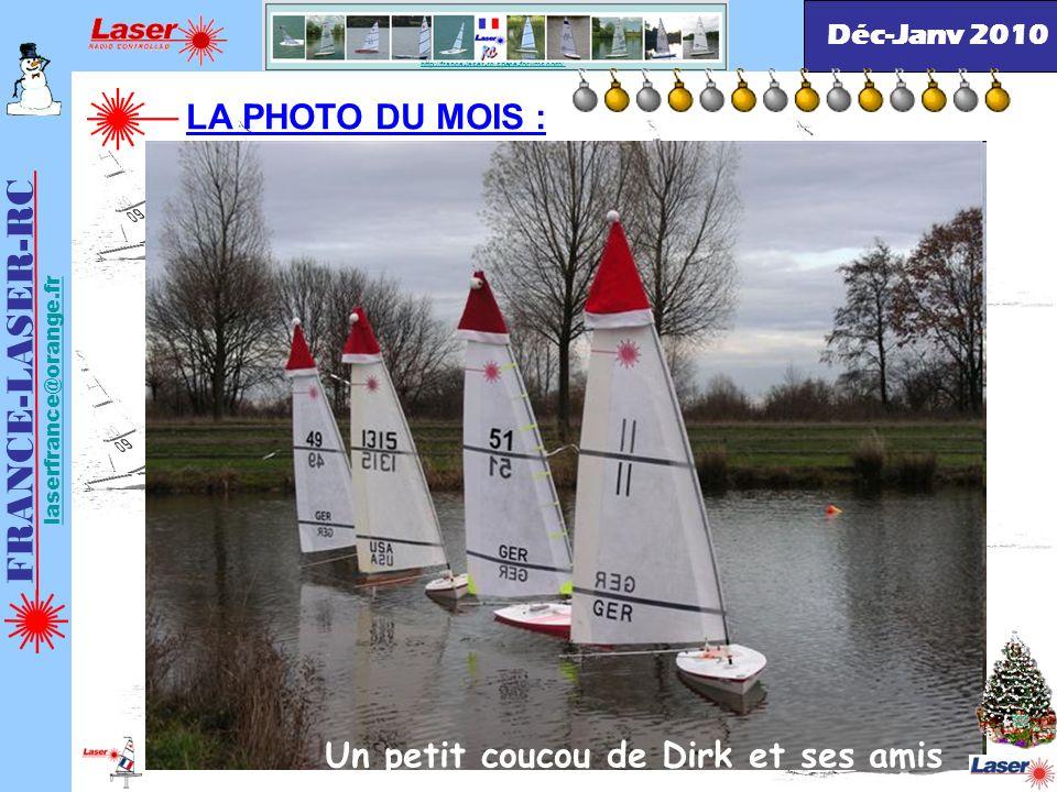 FRANCE-LASER-RC LA PHOTO DU MOIS : Un petit coucou de Dirk et ses amis