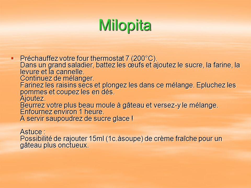 Milopita