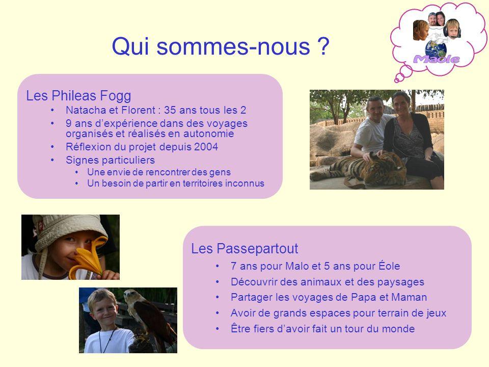 Qui sommes-nous Les Phileas Fogg Les Passepartout