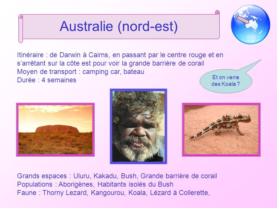Australie (nord-est)