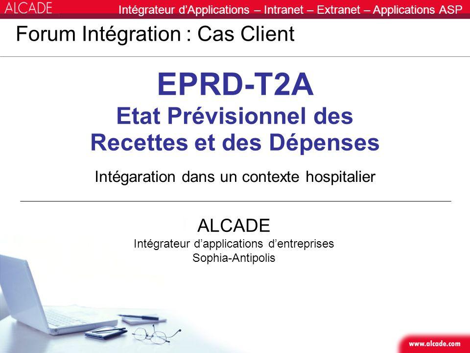 Forum Intégration : Cas Client