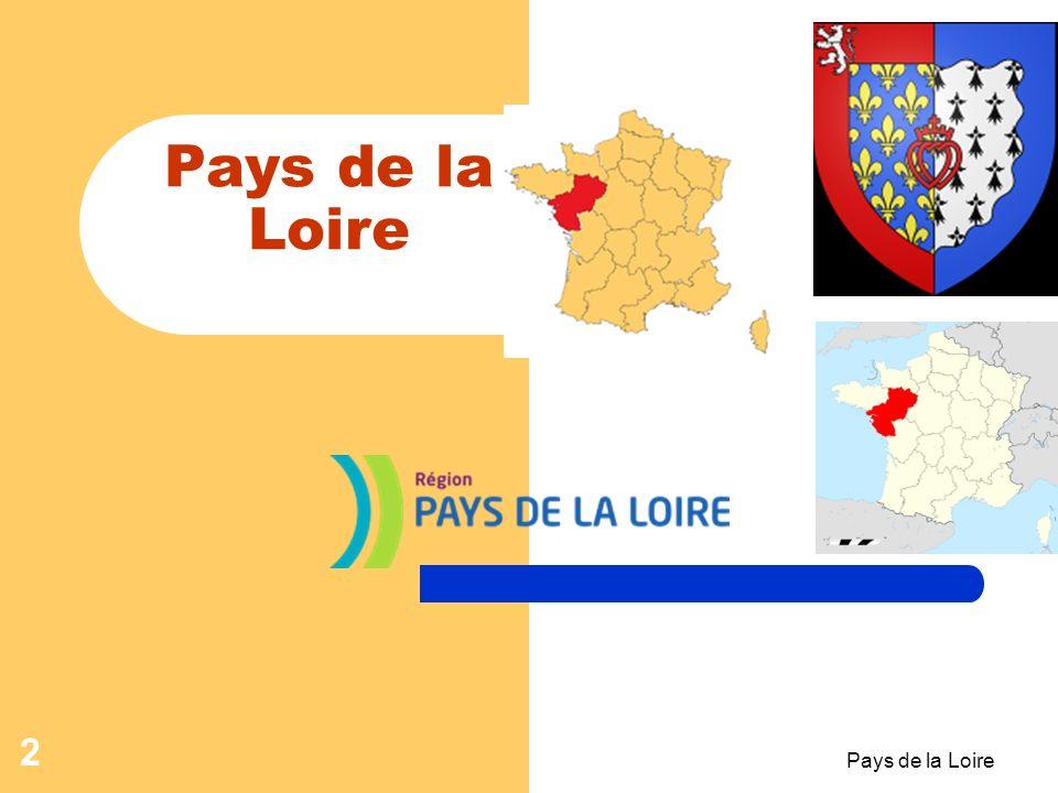Pays de la Loire Pays de la Loire